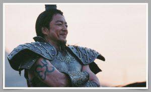 大沢たかお王騎