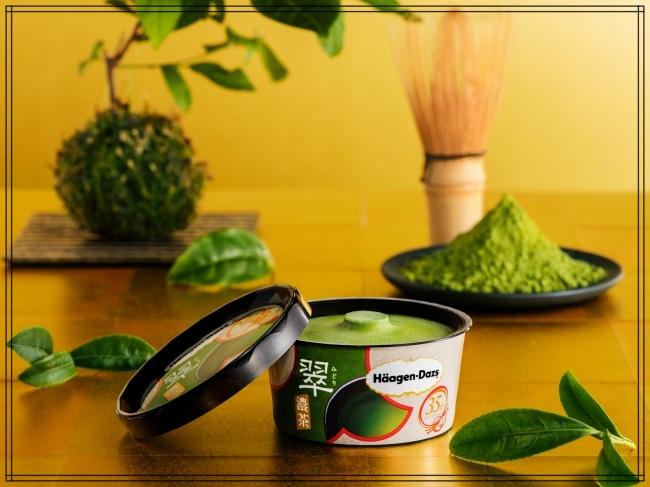 【感想・口コミ】新作ハーゲンダッツ翠は普通の抹茶味より美味しい?
