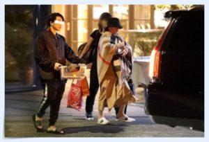 浜崎あゆみ,子供,父親,荒木駿平