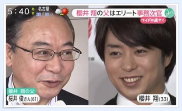 【櫻井翔の父】櫻井俊の経歴まとめ!電通の副社長で元事務次官だった